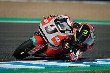 Moto2 Le Mans: Lukas Tulovic überrascht im Qualifying