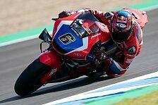 Stefan Bradl mit MotoGP-Wildcard in Jerez