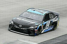 NASCAR Dover: Martin Truex Junior gewinnt Golden Monster-Race