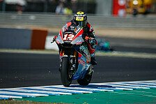 Tom Lüthi mit Bestzeit bei Moto2-Tests in Jerez