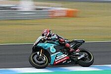 MotoGP-Test in Jerez: Quartararo fährt neue Fabel-Bestzeit