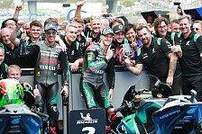 Wie Petronas Yamaha SRT die MotoGP im Sturm eroberte