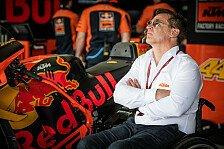 Dovizioso zu KTM? Pit Beirer: Wollen unsere vier Piloten halten