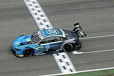DTM Hockenheim: Turbo-BMW holt Pole mit Mega-Zeit