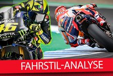 MotoGP - Video: MotoGP: Fahrer-Analyse mit dem Riding-Coach