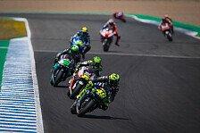 MotoGP - Valentino Rossi atmet nach Jerez auf: Stärker als 2018