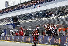 MotoGP einigt sich mit Jerez auf zwei GPs: So geht's weiter