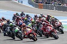 MotoGP-Kalender veröffentlicht: 13 Rennen in Europa geplant