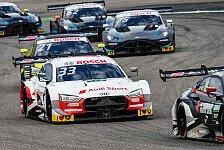 DTM Norisring: Rene Rast kämpft sich vom letzten Platz zum Sieg