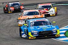DTM - Video: DTM Live-Stream Zolder: 1. Freies Training heute live