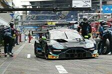 DTM - Aufrecht und Berger: Aston Martin könnten am Start stehen
