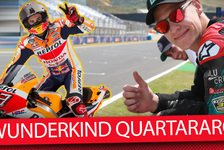 MotoGP - Video: MotoGP Jerez: Wunderkind Quartararo? Der Analyse-Talk