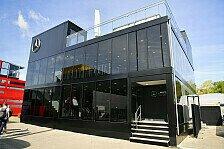 Formel 1 - Video: Formel 1: Mercedes-Motorhome-Tour mit Valtteri Bottas