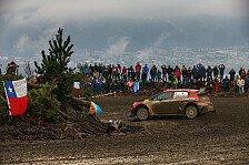 WRC 2020: Rallye Chile wegen Protesten abgesagt