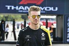 Formel 1, Hülkenberg zu Renault-Aus: Kommerzielle Entscheidung