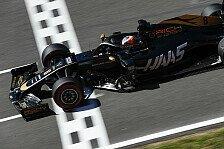 Formel 1 Barcelona: Haas trotz Quali-Gala nervös ins Rennen