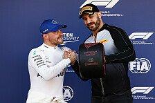 Formel 1 Spanien: Live-Ticker-Nachlese zum Qualifying-Samstag