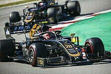 F1, Magnussen: Nicht schuld an Grosjeans schlechtem Ergebnis