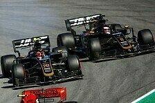 Formel 1 Spanien, Grosjean & K-Mag zum Rapport: Kein Haas-Hass