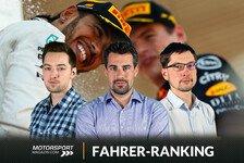 Formel 1 Noten Spanien: Verstappen bügelt Mercedes-Fahrer