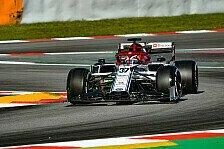 Formel 1, Young Driver Test Abu Dhabi: Alonso fährt für Renault