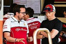 Formel 1, Räikkönen: Alfa hat dank Test Spanien-Schwäche gelöst
