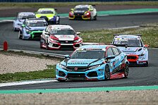 ADAC TCR Germany startet in Most durch