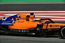 Formel 1 2019: McLaren trennt sich von Benzin-Partner Petrobras
