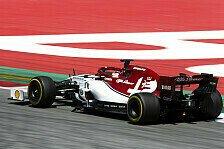 Formel 1 Monaco: Alfa und Haas F1 bekommen Ferrari-Update