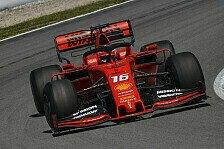 Formel 1 2019 Galerie: 3. Testfahrten in Barcelona - Mittwoch