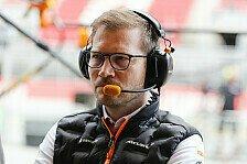 Andreas Seidl: P4 für McLaren nicht gesetzt