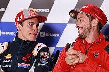 Andrea Dovizioso: MotoGP-Comeback 2021 als Marquez-Ersatz?
