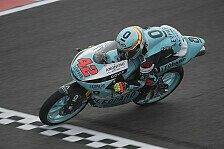 Moto3 Silverstone 2019: Marcos Ramirez siegt gegen zehn Mann