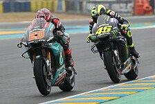 MotoGP: Topspeed-Nachteil? So reagieren die Yamaha-Fahrer