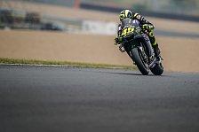 MotoGP - Valentino Rossi nach Le Mans: Yamaha hat zu wenig PS