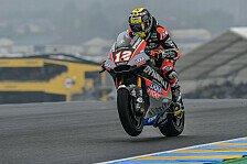 MotoGP Le Mans: Die Leistung der heimischen Asse