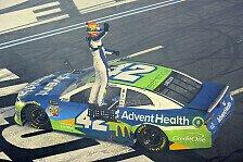 NASCAR Charlotte: Kyle Larson gewinnt Open und All-Star Race