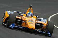 IndyCar - Video: Fernando Alonsos letzter Qualifying-Run beim Indy 500 2019