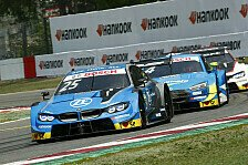 DTM - Video: DTM Live-Stream Misano: 2. Freies Training am Freitag