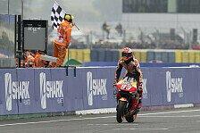 MotoGP: Marquez erfindet sich neu - und ist besser als je zuvor