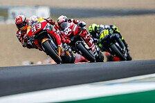 MotoGP - Dovizioso: Weiß nicht, wie ich Marquez schlagen soll
