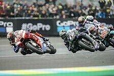MotoGP: Frankreich GP in Le Mans erst im Juni?