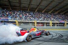 Formel 1: Verstappen & Gasly heizen Zandvoort im Red Bull ein
