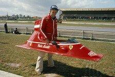 Niki Lauda: Die schönsten Bilder aus fast fünf Dekaden Formel 1
