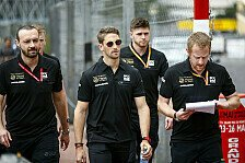 Formel 1, Grosjean wegen K-Mag: Vermeidbar, kann uns beißen