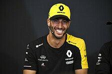 Formel 1 - Renault-Wende dank Monaco-Spezialist Ricciardo?