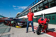 DTM - Video: DTM begrüßt MotoGP-Star Andrea Dovizioso