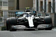 Formel 1 2019 Monte Carlo, Training kompakt beim Monaco GP