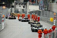Formel 2 Monaco: Ergebnis bleibt, Rot-Chaos nicht fair zu lösen