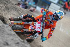 ADAC MX Masters: MXGP-Weltmeister Jeffrey Herlings in Möggers